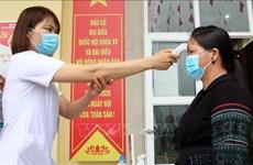 国家选举委员会办公室主任裴文强:决不能因进度而疏忽和放松新冠肺炎疫情防控