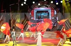 """国会和人民议会代表换届选举:""""江山的节日""""艺术表演活动在胡志明市热闹举行"""