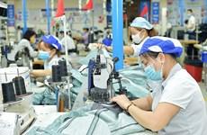 纺织业迅速适应 致力于发展