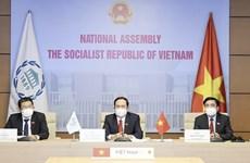 越南出席各国议会联盟第142届大会