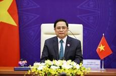 越南政府总理范明政在全球绿色目标伙伴2030峰会(P4G)上的致辞(全文)