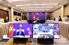 越南政府总理范明政在P4G 2030峰会上提出六项重要措施