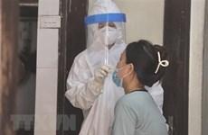 6月2日下午越南新增128例本土新冠肺炎确诊病例