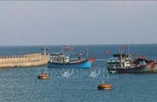 长沙群岛的渔业后勤服务