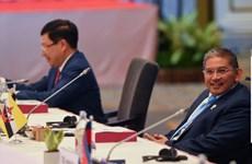东盟各国特使赴缅甸与军方领导人会面
