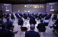 圣彼得堡国际经济论坛:越南出席关于教育与技术出口的圆桌研讨会