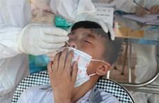 新冠肺炎疫情:6日上午越南新增102例确诊病例
