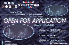 第一次欧洲越南青年倡议大赛正式启动