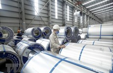 和发集团钢管和镀锌钢对外出口量逾2万吨