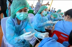 泰国下议院批准政府160亿美元贷款 用于应对第三波新冠疫情