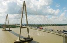 越南优先对九龙江三角洲地区多个重大交通项目进行投资