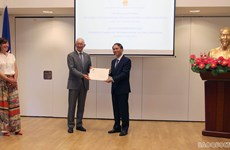 越南外交部任命越南驻荷兰鹿特丹名誉领事
