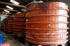 越南富国鱼露制作业被列入国家级非物质文化遗产名录