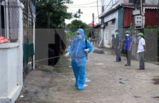 新冠肺炎疫情:6月13日中午越南新增本土病例95例