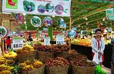 水果节在Big C超市举行 水果销售量约为200吨