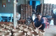 维护和发扬平顺平德占族村陶瓷手工艺