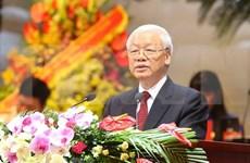 对越共中央总书记署名文章的心得体会:注重发展高素质人力资源