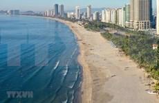新冠肺炎疫情:从20日12时岘港市暂时禁止下海游泳和暂停提供现场就餐服务
