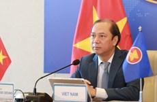 越南提议东盟各国坚持在东海问题上的一贯原则立场