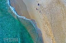 岘港市美溪海滩被列入亚洲25大最佳海滩榜单