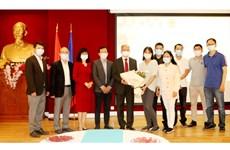 越南革命新闻日96周年纪念仪式在法国和俄罗斯举行