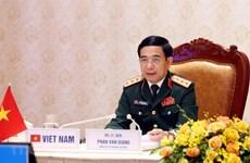 国防部长:越南充分意识到和平的价值并将尽最大努力为维护和平做出贡献