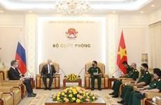 越南与俄罗斯加强军事技术合作