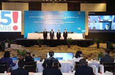 亚欧会议在越南多边外交政策中发挥重要作用