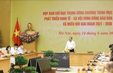 越南努力提高少数民族同胞的生活质量
