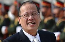 越南领导人就菲律宾前总统阿基诺三世逝世向杜特尔特总统致唁电