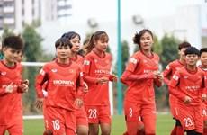 2022年女足亚洲杯预选赛:越南队与塔吉克斯坦、马尔代夫、阿富汗三队在同一组
