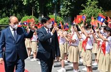 老挝媒体:通伦·西苏里访越之旅彰显老挝在维护与发展越老传统关系的一贯立场