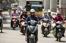 越南北部的炎热天气或将持续到7月3日至4日
