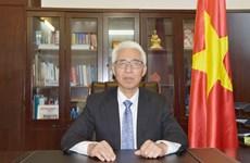 越南驻中国大使范星梅:受新冠肺炎疫情影响 越中关系依然保持良好的发展势头