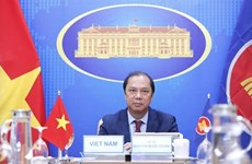 第25次东盟-韩国副外长级年度对话会以视频方式举行