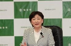 日本宫城省仙台市长建言 帮助越南提高防灾减灾能力