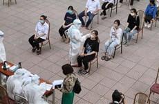 北江省有效防疫 不让生产经营活动中断
