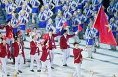 越南体育代表团43名成员参加2020年东京奥运会
