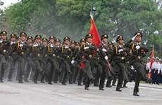 苏林大将:着力弘扬英雄传统精神 出色完成各项工作任务