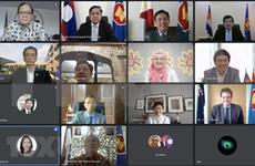 加强东盟—新西兰战略伙伴关系