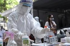 截至7月12日上午越南累计新冠肺炎确诊病例超3万例