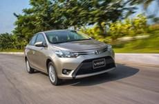 丰田汽车(越南)公司汽车产销量和出口量强劲增长