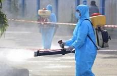 7月13日越南新增465例本土确诊病例