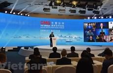 越通社代表出席东盟伙伴媒体论坛