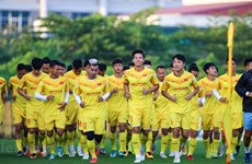 世界杯2022亚洲预选赛:越南将在主场进行比赛