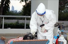 胡志明市要求各所医院为收治新冠患者做好准备
