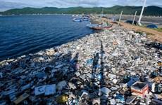 加强会安塑料垃圾管理