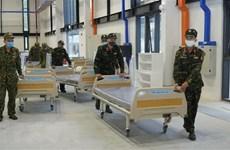 7月18日上午越南新增2472例新冠肺炎确诊病例