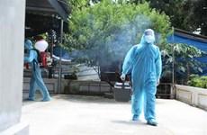 7月19日上午越南新增2015例新冠肺炎确诊病例