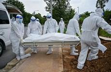 东南亚新冠肺炎疫情:马来西亚新增死亡病例创新高 新加坡新增确诊病例破纪录
